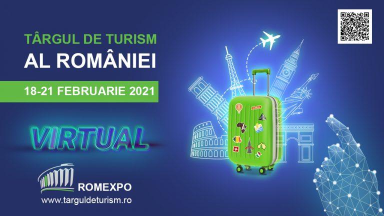 Participă virtual la Târgul de Turism al României