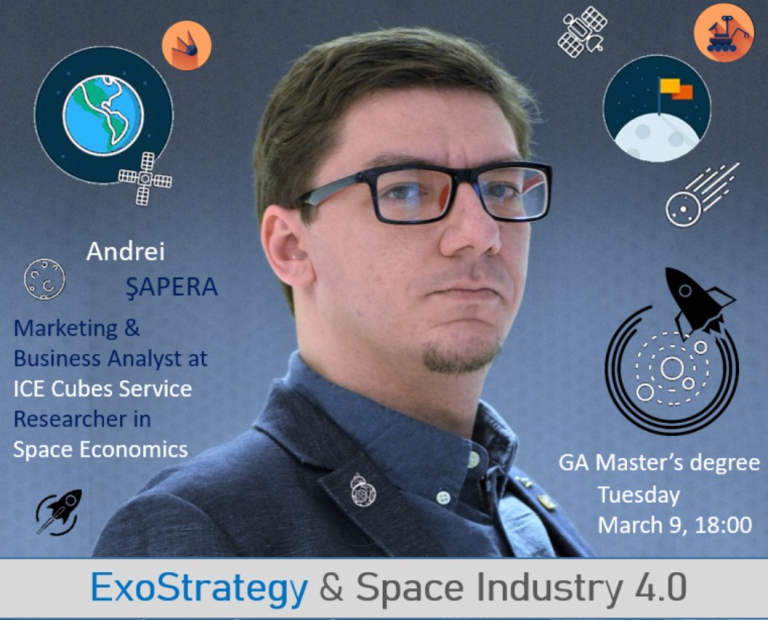 ExoStrategy & Space Industry 4.0