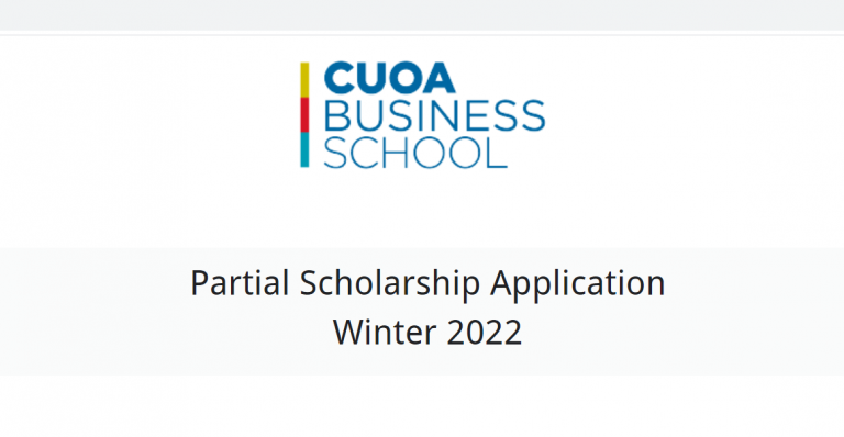 Burse de studiu la CUOA Business School (Italia)